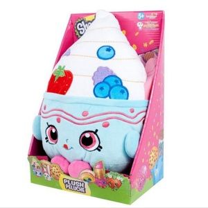 "Large 12"" Shopkins YO-CHI Plush Doll Toy NIB"